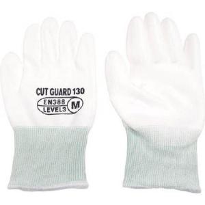 (手袋作業 軍手)ミドリ安全 耐切創手袋 カットガード130 M  CUT GUARD130 M|unoonline