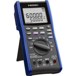 送料無料 (電気測定器 テスタ)日置電機 HIOKI デジタルマルチメータ(A端子あり)DT4282|unoonline