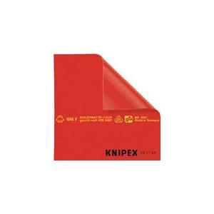 (耐電保護具)クニペックス 絶縁シート 500×500mm 986705|unoonline