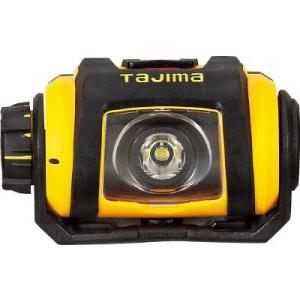 (ヘッドライト ヘッドランプ)タジマ ペタLEDマルチライトW151 イエロー  LE-W151-Y|unoonline