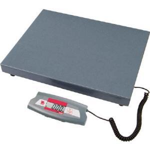直送品 代引不可 (はかり 秤)オーハウス エコノミー台はかりSDL 200kg/100g 80253315 SD200LJP|unoonline