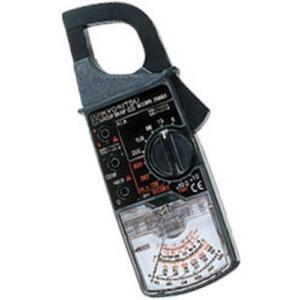 【特長】アナログクランプのスタンダードタイプです。非常用電源チェックも可能な直流電圧計付きです。別売...