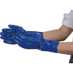 (耐熱 耐寒手袋)トラスコ 防寒ニトリルゴム手袋 M  TWNG-M|unoonline