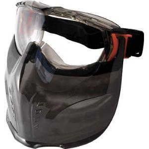 【特長】顔全体を保護できるバイザー付です【仕様】レンズ色:クリアUVカット:有防曇加工:有防傷加工:...