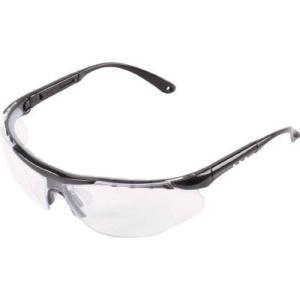 (二眼型 保護メガネ)トラスコ 二眼型セーフティグラス (フィットタイプ) TSG-9160B|unoonline