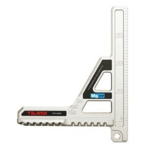 (定規)タジマ 丸鋸ガイド モバイル 90 マグネシウム  MRG-M90M|unoonline
