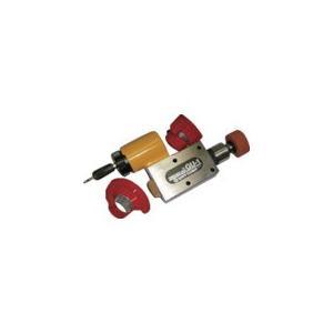 【特長】●GU-1本体とNo.4スピンドルのセットです。●汎用旋盤に取り付けて使用する、小型内径/外...