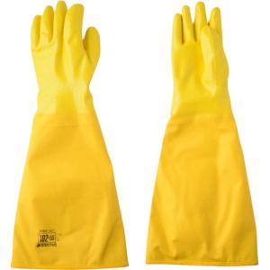 【特長】●-60℃環境下でも硬くならないポリウレタンを使用した防寒用手袋です。●表面粒子で滑りに強く...