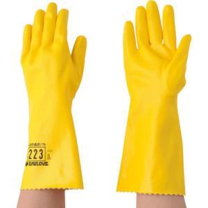 (耐薬品・耐溶剤手袋)DAILOVE 耐溶剤用手袋 ダイローブ223(S) D223S|unoonline