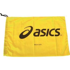 【特長】アシックスロゴを施したシンプルなシューズバッグです【仕様】色:イエローサイズ(cm):28×...