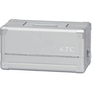 (スチール製工具箱)KTC 両開きメタルケース  EK-1A|unoonline