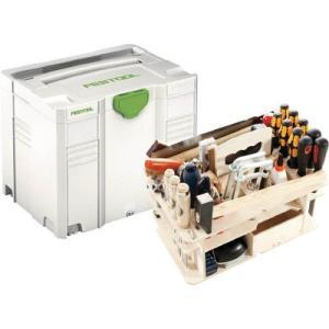 【特長】システムによる整理整頓ができ、圧倒的な時間の節約ができます。ハンドツール収納用システナーです...