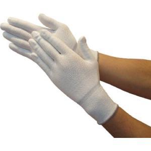 (耐切創手袋 防刃手袋 防刃グローブ)TRUSCO トラスコ ホワイトHPPEインナー手袋 M  TGL-5100K-M|unoonline