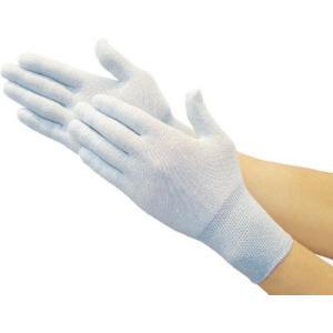(静電気防止手袋)TRUSCO トラスコ カーボン・ナイロンインナー手袋 L  TGL-9000-L|unoonline