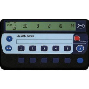 (カウンタ)ライン精機 電子数取器 10連式  DK-5010B