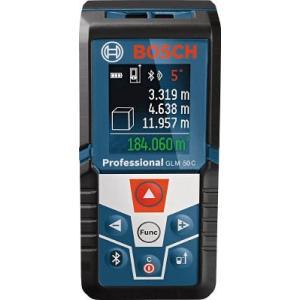 (レーザー距離計)ボッシュ データ転送レーザー距離計 GLM50C|unoonline
