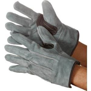 (革手袋)シモン 牛床革オイル加工手袋 107AP−W オイル裏地付 4112225 unoonline