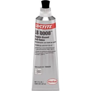 (焼付防止潤滑剤)ロックタイト 焼き付き防止潤滑剤 C5−A 7オンス ブラッシュトップ 1999559|unoonline