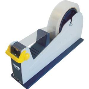 (テープカッター)TRUSCO テープカッター (スチール製) TET117A|unoonline