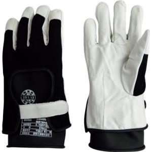 (絶縁手袋)ワタベ 低圧ゴム手袋用革カバー(薄手タイプ専用) 739|unoonline