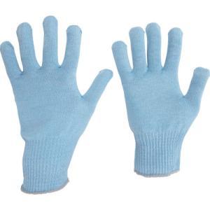 (耐切創手袋)ミドリ安全 耐切創手袋 カットガードW102青 L CUTGUARDW102BLL|unoonline