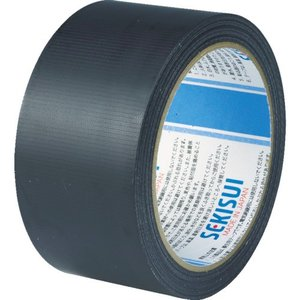 (養生テープ)積水 フィットライトテープ 艶消し黒 50×25 N738K04|unoonline