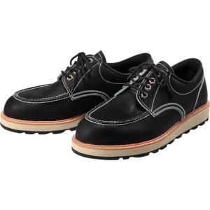 (安全靴)青木安全靴 US−100BK 23.5cm US100BK23.5|unoonline