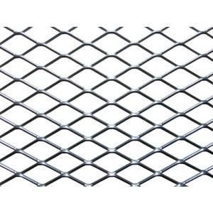 【特長】●エキスパンドメタルは、金属板を特殊な機械によって千鳥状に切れ目を入れると同時に押し広げ、菱...