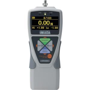 (直送品 代引き不可)(テンションゲージ)イマダ  標準型デジタルフォースゲージ(多機能タイプ) 使用最大荷重50N ZTA50N|unoonline|01