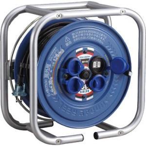 (コードリール 電工ドラム 防雨型)ハタヤ 段積みリールケーブルタイプ 標準型 DSS-30|unoonline