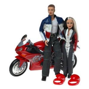送料無料 マテル  Mattel Flavas: Bike Date Liam and Happy D.|unrosage-ystore