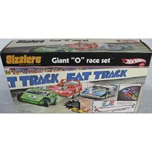 ホットウィールホットウィール コレクター プレイセット SIZZLERS GIANT O RACE ...