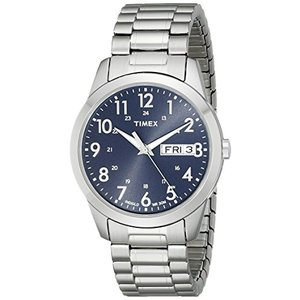 タイメックス   Timex Men's T2M933 South Street Stainless Sport Watch 海外モデル|unrosage-ystore