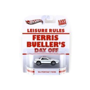ホットウィールFerris Bueller's Day off 1984 Pontiac Fiero...