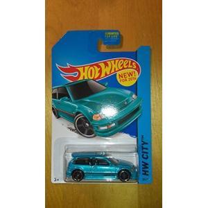 ホットウィール2014 Hot Wheels Hw City 1990 Honda Civic EF...