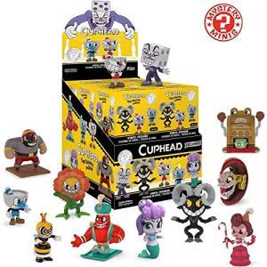 ファンコ  Funko Mystery Minis: Cuphead Collectible Figure Blind Box (Pack of 3)  海外輸入品|unrosage-ystore