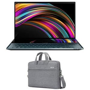 送料無料 エイスース ASUS ZenBook Pro Duo UX581GV-XB74T (i7-9750H, 16GB RAM, 1TB NVMe SSD, RTX 2060 6GB, 15.6