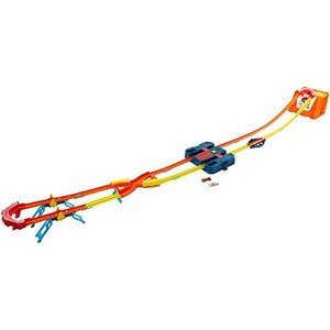 ホットウィールHot Wheels Track Builder Unlimited Power Bo...