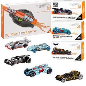 ホットウィールHot Wheels BatRacer バットモービルカー {id}コレクション + ...