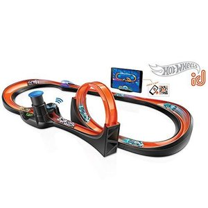 ホットウィールHot Wheels id Smart Track Starter Kit with ...