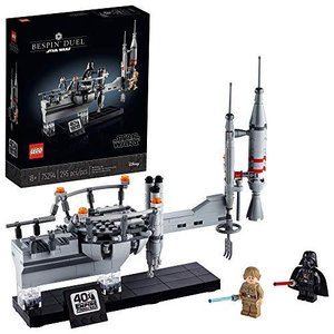 送料無料  レゴLEGO Star Wars Bespin Duel 75294 Cloud City Duel Building Kit (295 Pieces)|unrosage-ystore