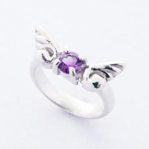 ベビーリング 出産祝い 刻印 天使の翼 基本セット