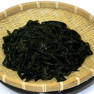 自然の味そのまんま 三陸天然若布(わかめ)[110g]|uocha
