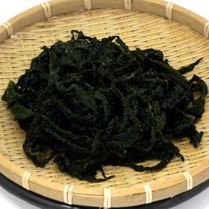自然の味そのまんま 三陸おさしみ若布(わかめ)[85g]|uocha