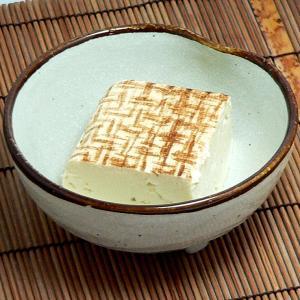 自然の味そのまんま 国産大豆100%使用の網焼豆腐[200g]|uocha