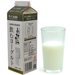 自然の味そのまんま 飲むヨーグルト[1000ml]|uocha