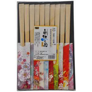 自然の恵そのまんま 吉野杉 天削箸[10膳]|uocha
