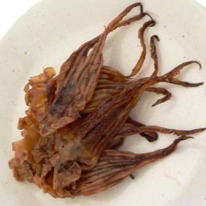 自然の味そのまんま 国産 黒酢の酢いか[59g]|uocha