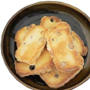 自然の味そのまんま 丹波黒豆おかき(素焼き)[75g] uocha