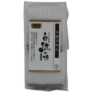 自然の味そのまんま 小倉ようかん[38g×2] uocha